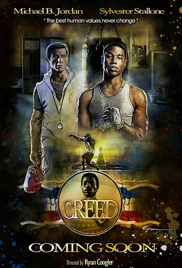 """""""Creed"""", 2016"""