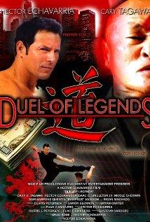 Duel Of Legends, Cary-Hiroyuki Tagawa