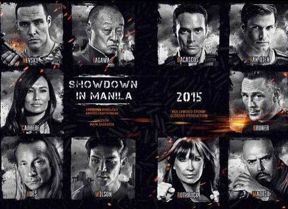 Showdown in Manila 2015