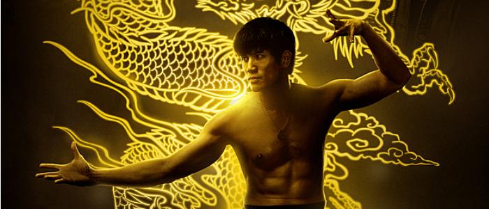 Narodziny Smoka, Bruce Lee