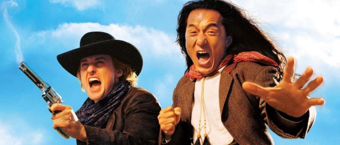 Shanghai Noon - Jackie Chan, Owen Wilson