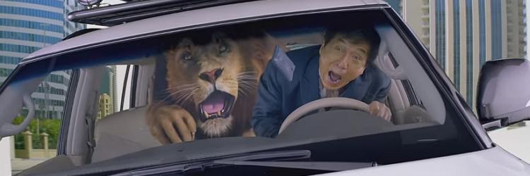Jackie Chan, Mit 2, Kung Fu Yoga