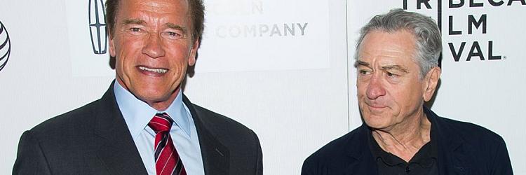 Robert De Niro, Arnold Schwarzenegger