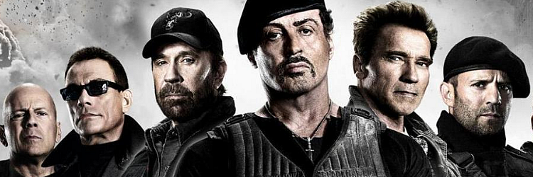"Niezniszczalni 4 (""The Expendables 4"") - Sylvester Stallone"