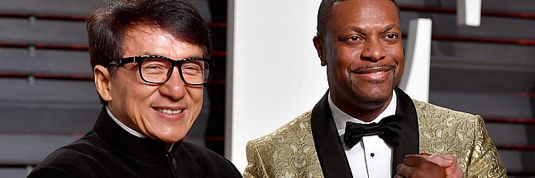"""Godziny Szczytu 4 (""""Rush Hour 4"""") - Jackie Chan, Chris Tucker"""
