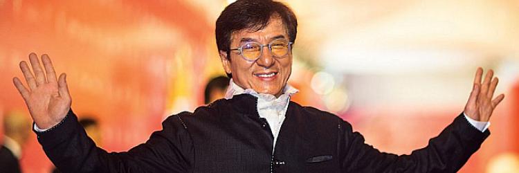 Jackie Chan pomaga aktorom z Hong Kongu
