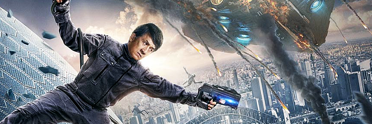 "Stal We Krwi (""Bleeding Steel"") - Jackie Chan"