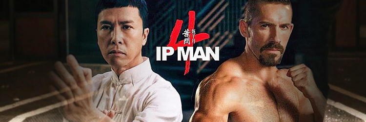 Ip Man 4 - Scott Adkins, Donnie Yen