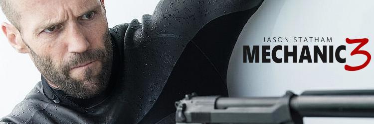 """Mechanik 3 (""""Mechanic 3"""") - Jason Statham"""