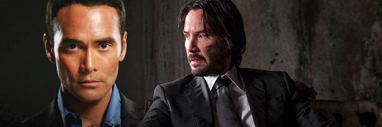 John Wick 3 - Keanu Reeves i Mark Dacascos