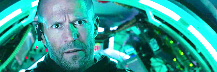 The Meg - Jason Statham