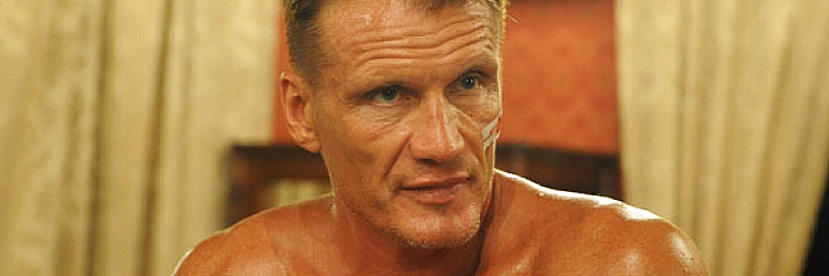 "Naganiacz (""The Tracker"") - Dolph Lundgren"