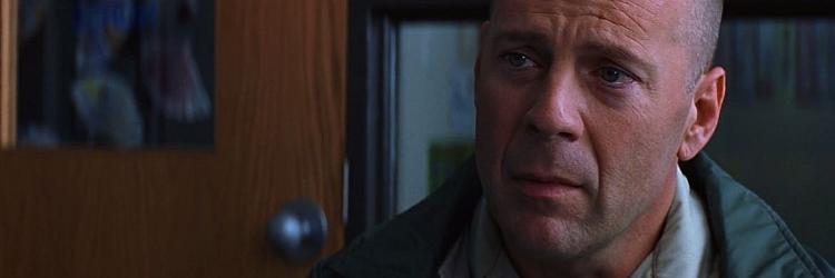"Szkło (""Glass"") - Bruce Willis"