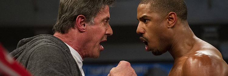 "Creed II (""Creed II"") - Sylvester Stallone"