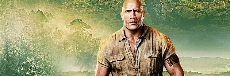 Jumanji 2 - Dwayne Johnson