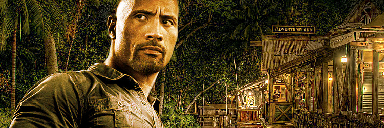 "Rejs Po Dźungli (""Jungle Cruise"") - Dwayne Johnson"