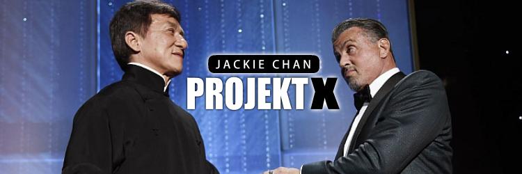 "Projekt X (""Project X"") - Jackie Chan, John Cena"