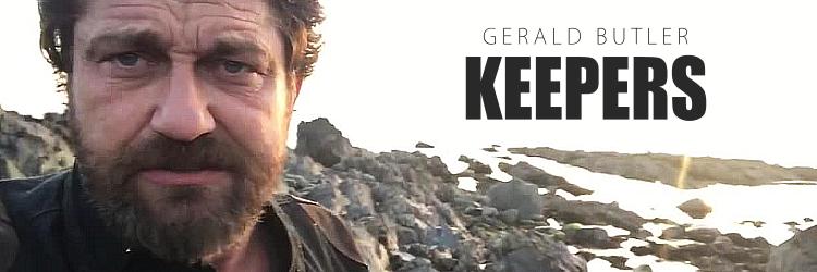 """Kuratorzy (""""The Keepers"""") - Gerald Butler"""
