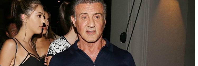 Sylvester Stallone - Prokuratura