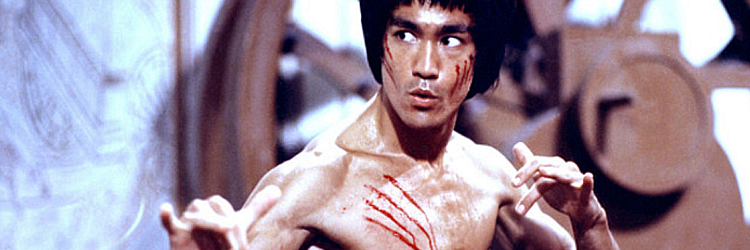 "Wejście Smoka (""Enter The Dragon"") - Bruce Lee"