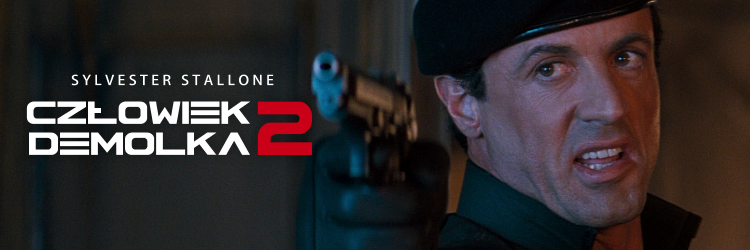 "Człowiek Demolka 2 (""Demolition Man 2"") - Sylvester Stallone"
