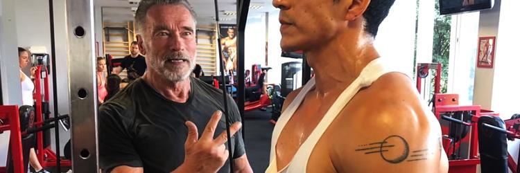 Terminator 6 - Arnold Schwarzenegger