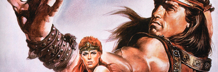 Arnold Schwarzenegger - Czerwona Sonja