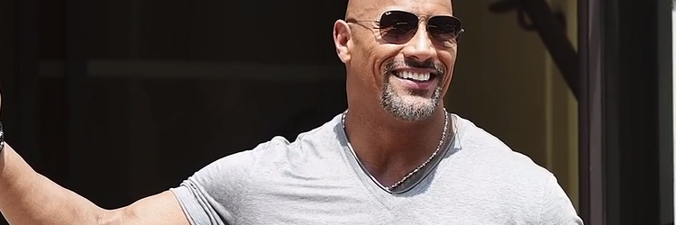 """""""Fighting With My Family"""" - Dwayne Johnson"""