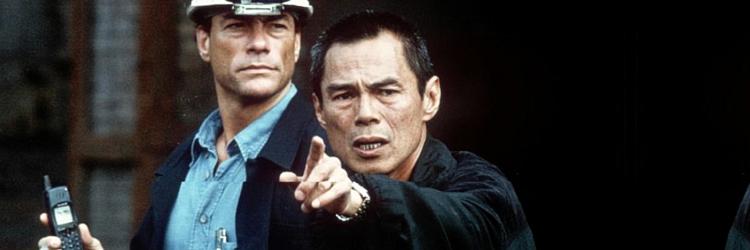 Ringo Lam i Jean-Claude Van Damme