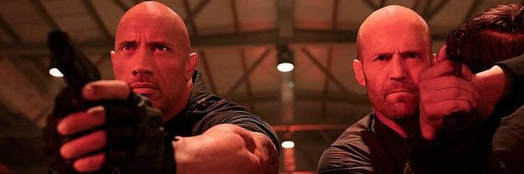 """""""Hobbs & Shaw"""" - Jason Statham i Dwayne Johnson"""
