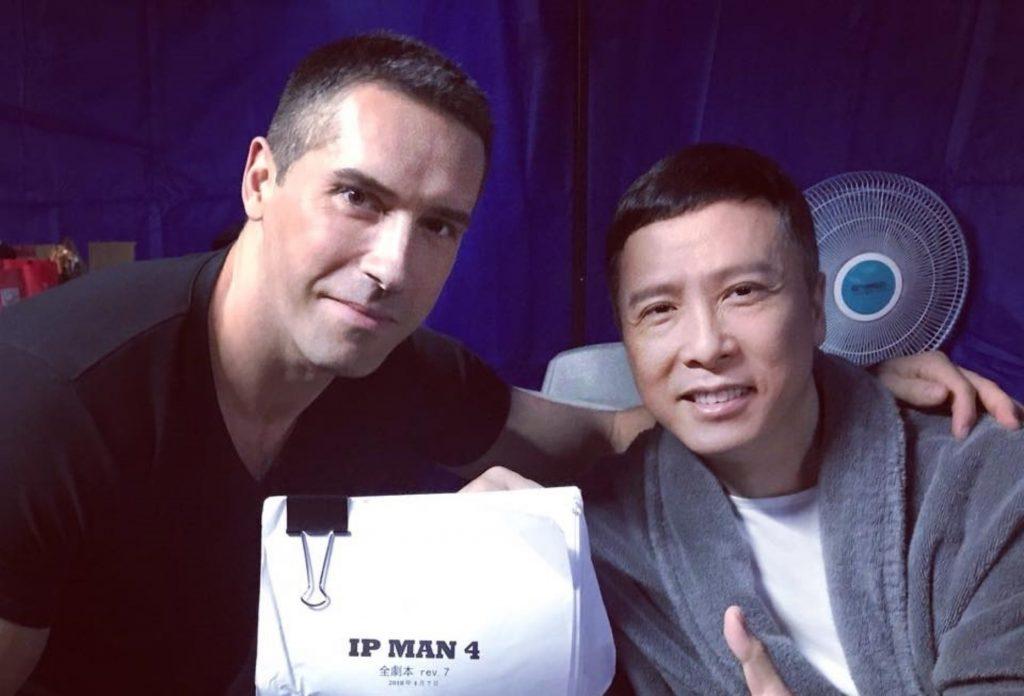 Ip Man 4 - Scott Adkins, Donnie Yen