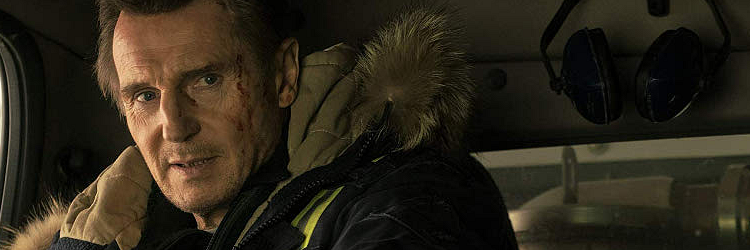 """Cold Pursuit"" - Liam Neeson"