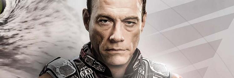 """Falconman"" - Jean-Claude Van Damme"