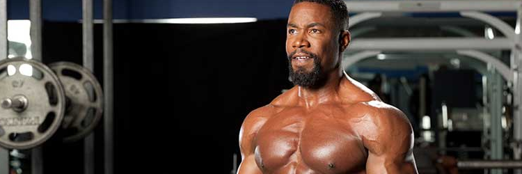 """Cagefighter"" - Michael Jai White"
