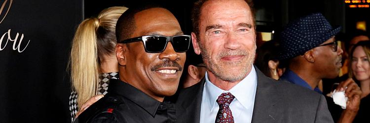 Arnold Schwarzenegger, Eddie Murphy