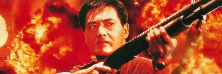 "Dzieci Triady (""Hard Boiled"") - Chow-Yun Fat"