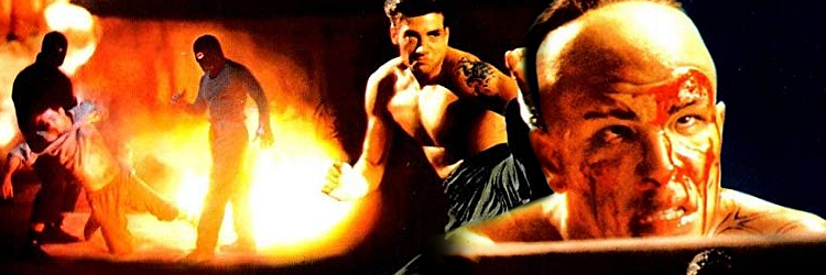 "Kickboxer 2 (""Kickboxer 2: The Road Back"") - Sasha Mitchell"