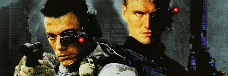 """Uniwersalny Żołnierz (""""Universal Soldier"""") - Van Damme & Lundgren"""