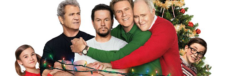 """Co Wiecie o Swoich Dziadkach? (""""Daddy's Home 2"""") - Wahlberg, Gibson, Cena"""