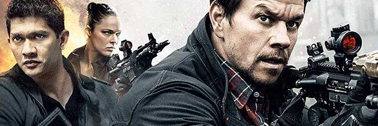 """Eskorta (""""Mile 22"""") - Mark Wahlberg"""