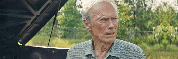 "Przemytnik (""The Mule"") - Clint Eastwood"