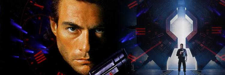 """Strażnik Czasu (""""Timecop"""") - Jean-Claude Van Damme"""