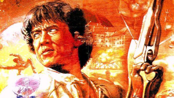 Zbroja Boga - Jackie Chan