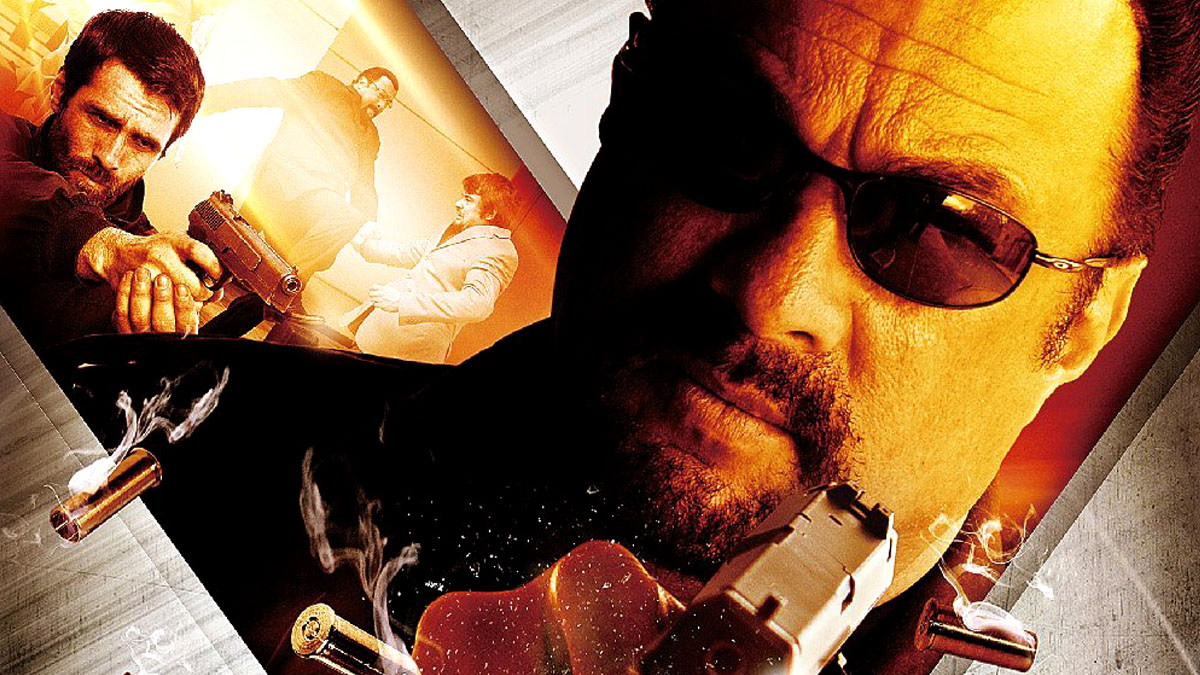 Kontrakt Na Zabicie - Steven Seagal