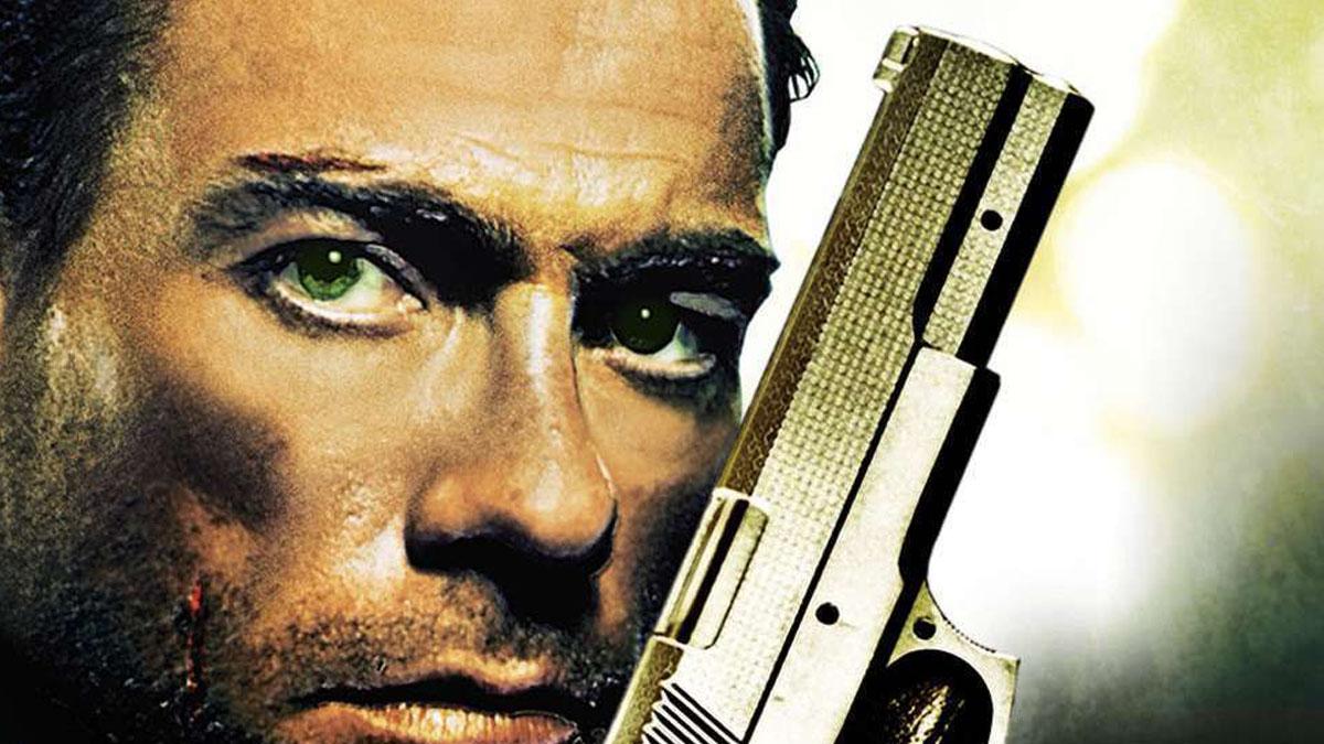 Pasażer - Jean-Claude Van Damme