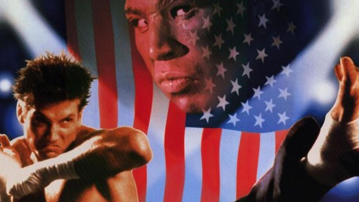Kickboxer 2 - Sasha Mitchell, Dennis Chan, Matthias Hues, Cary Hiroyuki Tagawa