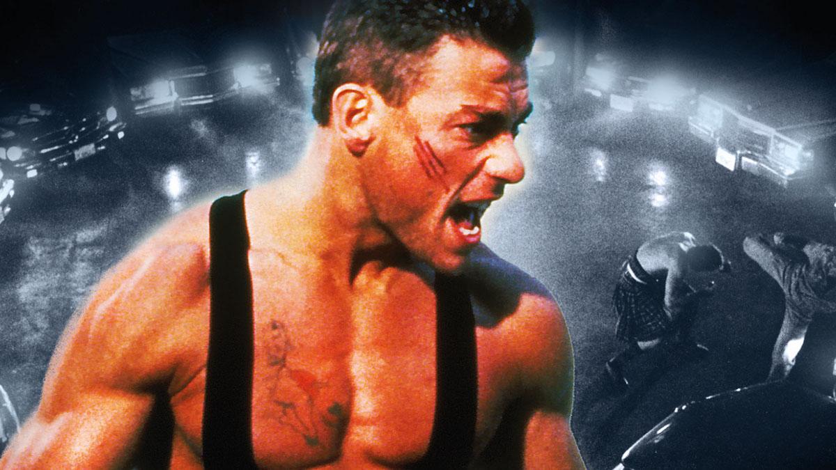 Lwie Serce - Jean-Claude Van Damme