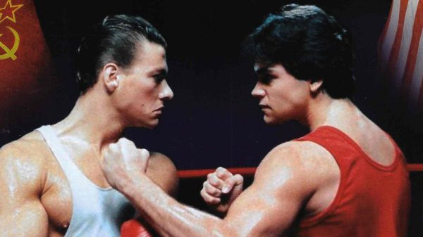 Bez Odwrotu - Jean-Claude Van Damme, Kurt McKinney