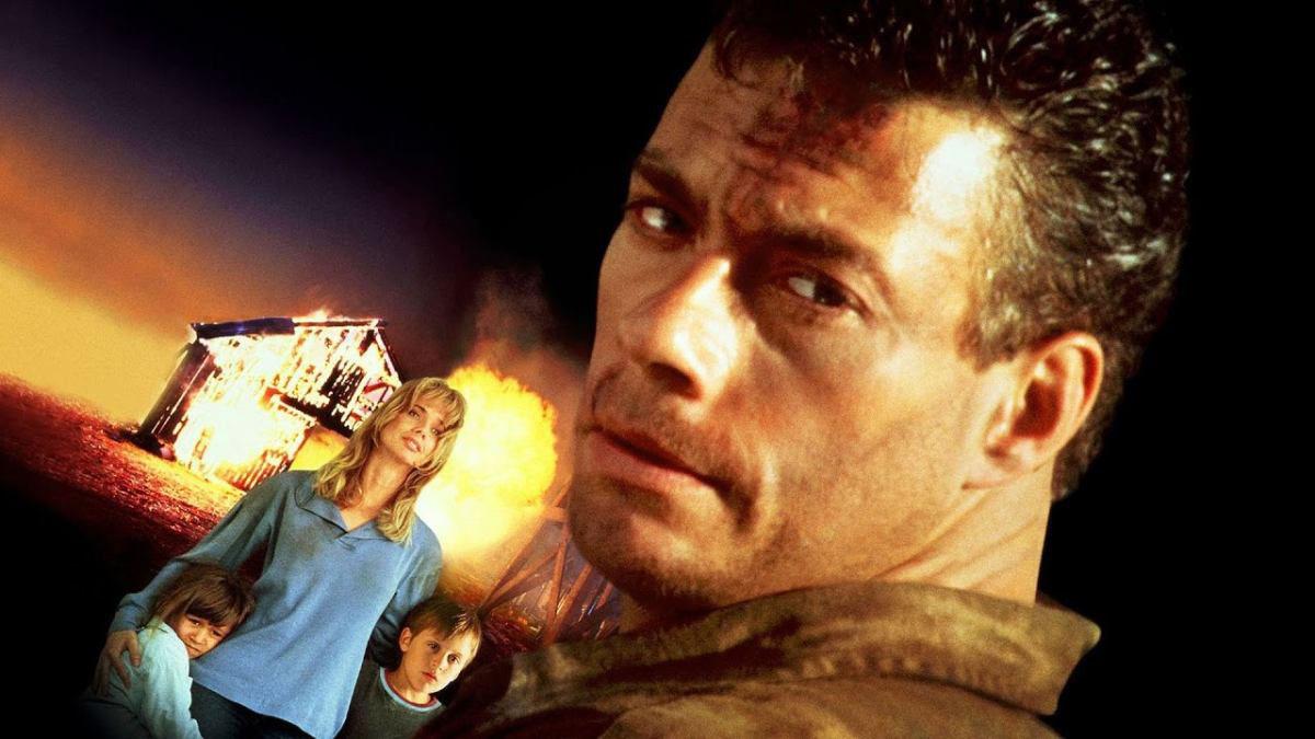 Uciec, Ale Dokąd - Jean-Claude Van Damme
