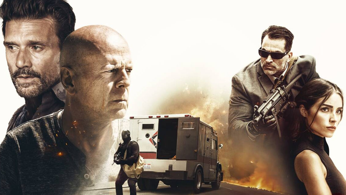 Odwet - Bruce Willis, Frank Grillo
